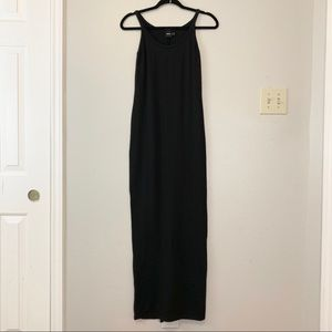 ASOS Black Maxi Dress
